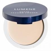 Lumene Matte Pressed Powder 0 Translucent
