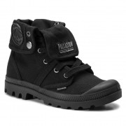 Туристически oбувки PALLADIUM - Pallabrouse Baggy 92478-001-M Black/Black