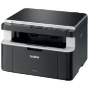 Мултифункционално лазерно устройство Brother DCP-1512E, монохромен принтер/копир/скенер, 2400x600dpi, 20стр/мин, USB, A4