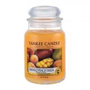 Yankee Candle Mango Peach Salsa vonná svíčka