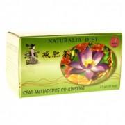 Ceai Antiadipos cu Ginseng 30 plicuri