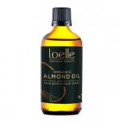 Loelle Mandelolja Eko, 100 ml
