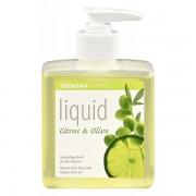 Sapun lichid gel de dus ecologic Citrice Masline 300ml