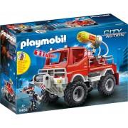 Playmobil Camion De Pompieri