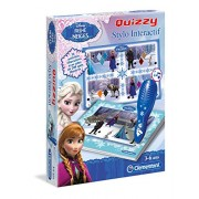 Clementoni Educational 52089-Quizzy Queen of Neiges-Jeu