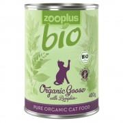 zooplus Bio Eko-gs med pumpa - 6 x 85 g