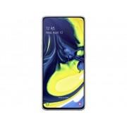 Samsung Galaxy A80 Smartphone 128 GB 6.7 inch (17 cm) Dual-SIM Android 9.0 48 Mpix, 8 Mpix Ghost White