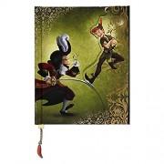 Peter Pan Captain Hook Fairytale Journal Disney Fairytale Designer Collection