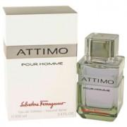 Salvatore Ferragamo Attimo Eau De Toilette Spray 3.4 oz / 100.55 mL Men's Fragrance 491515