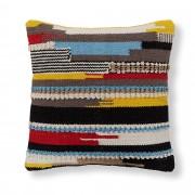 Kave Home Capa de almofada Atmit multicolorida