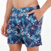 Mosmann Del Mar Tailored Shorts Swimwear Blue MSW0101