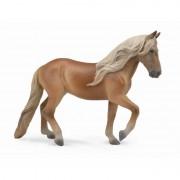 Figurina Peruvian Paso Mare Chestnut XL Collecta, 16 x 11 cm