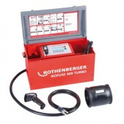 Masina de sudura prin electrofuziune Roweld Rofuse 1200 Turbo Rothenberger pentru tevi PP si PE , cod1000001000