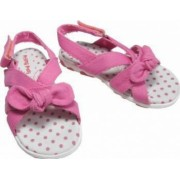 Sandale fete 365731 roz 25 Primii Pasi