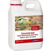 DCM Anti-mos en onkruid op paden concentraat 2,5 liter