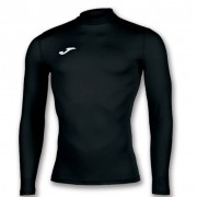 Joma brama lupetto nero ml