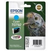 Epson T0792 C -C13T07924010, Cyan Bläckpatron, Original