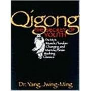 Qigong, the Secret of Youth: Da Mo's Muscle/Tendon Changing and Marrow/Brain Washing Classics, Paperback/Jwing-Ming Yang