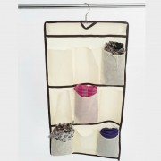 Budget Hanging Organiser with 9 Pockets