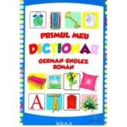 Primul meu dictionar german-englez-roman