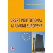 Drept institutional al Uniunii Europene