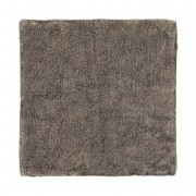 Двулицева постелка за баня BLOMUS TWIN - цвят кафяв - размер - 60 х 60 см