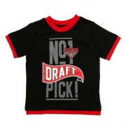 AFL Toddler Draft Pick Tee Essendon Bombers [Size:6]