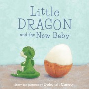 Little Dragon and the New Baby, Hardcover