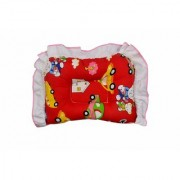 Krishnam New Born Baby Soft Pillow for Baby Head Shaping Soft Toys Shape Takiya Children's Neck Support Pillow