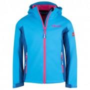 Trollkids - Girl's Kristiansand Jacket - Veste softshell taille 104, bleu/turquoise