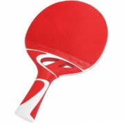Cornilleau Tafeltennis BAT Tacteo 50 Outdoor Rood Wit