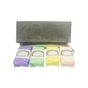 Coffret clutch prateada 4 sabonetes anne de péraudel - Klorane