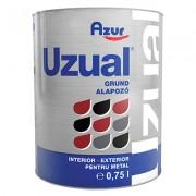 Grund AZUR Uzual S5062 Rosu Oxid 0.75 Litri