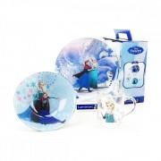 Детски комплект за хранене от 3 части Luminarc Disney Frozen