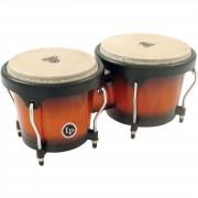 "Latin Percussion Aspire Bongos LPA601-VSB, 6 3/4"" + 8"", Sunburst #VSB"
