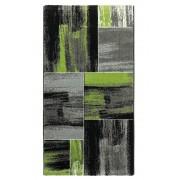 Zelený kusový moderní koberec Hawaii - délka 190 cm a šířka 133 cm