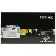 Toner Lexmark C5220CS cyan, c522/c524/c530/c532/c534, 3000str.