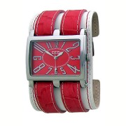 EOS New York TRENDSETTER Watch Red/White 19L