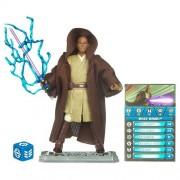 Star Wars 2011 Mace Windu Episode Iii by Hasbro - Saga Legends Sl No. 29