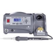Statie de lipit digitala 80 W, 150 - 450 °C, Toolcraft ST-80D