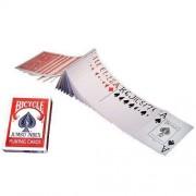 Us Playing Card Co. - 1004949 - Jeu De Société - Bicycle Rider Back Jumbo Index - 2 Pack