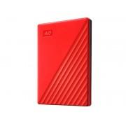 Жесткий диск Western Digital My Passport 2Tb Red WDBYVG0020BRD-WESN