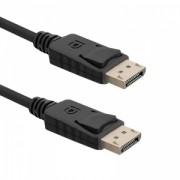 Qoltec Cable DisplayPort v1.2 / DisplayPort v1.2 - 4Kx2K - 2m