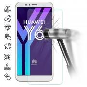 Protetor Ecrã em Vidro Temperado para Huawei Y6 (2018) - Transparente