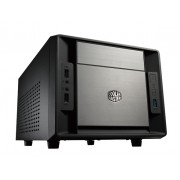 Cooler Master Elite 120 Advanced Cube Aluminium,Black computer case