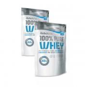 100% Pure Whey 1kg+1kg (2 kg)