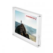 Edimeta Cadre photo magnétique A6 - 10.5 x 15 cm