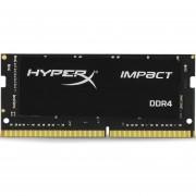 Memoria RAM DDR4 8GB 2666MHz KINGSTON HYPERX IMPACT Laptop HX426S15IB2/8