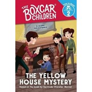 The Yellow House Mystery, Hardcover/Gertrude Chandler Warner
