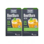 SlimJOY Brucia grassi BootBurn ACTIVE con effetto XXL 1+1 GRATIS. Bevanda al mango. 2x 15 bustine
